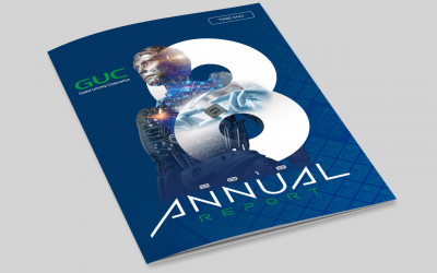 Annual Report Design for Public Company in Asia